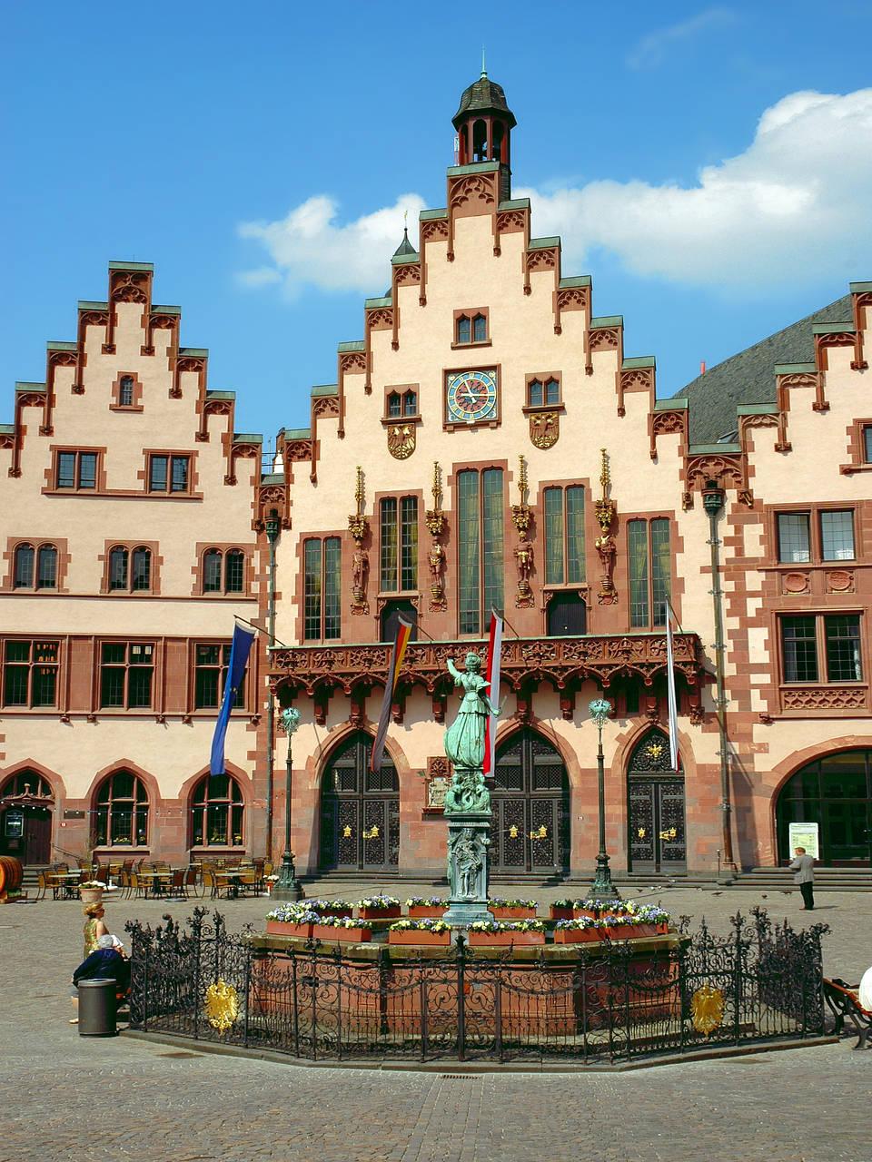 Frankfurter Rathaus Kreuzworträtsel